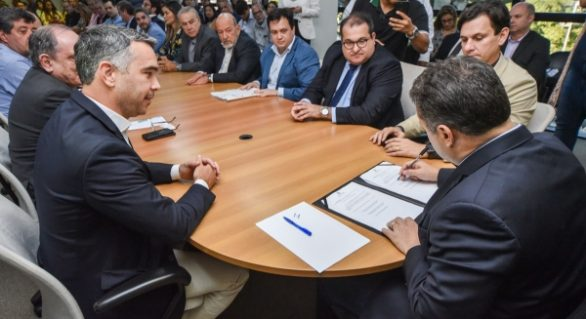 Concessão de incentivos do Prodesin será assinada nesta segunda (20)