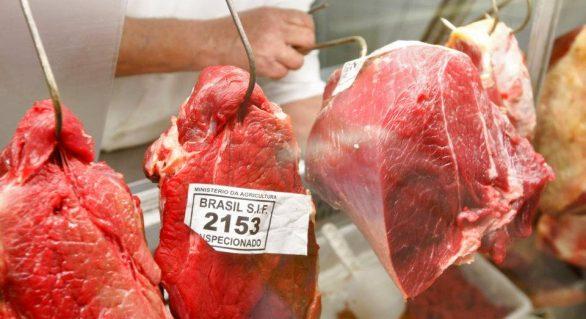 Preço do boi gordo teve queda de 15%, diz Mapa