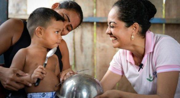 Municípios já podem aderir ao programa Criança Feliz