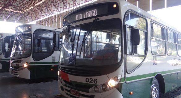 Empresas de transporte interurbano podem parar de circular