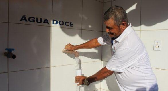 Programa Água Doce beneficiou mais de 9 mil famílias em AL