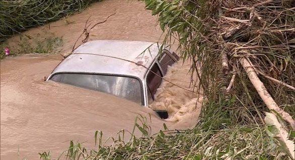 Enchentes e deslizamentos provocam 38 morte em MG