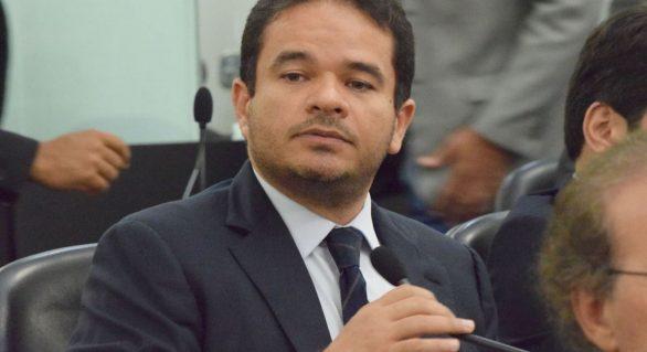 Governador interino, Marcelo Victor, sancionou 9 leis de autoria do Legislativo