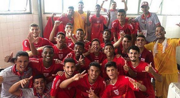 Copa São Paulo de Futebol Júnior: CRB entra em campo pela segunda rodada