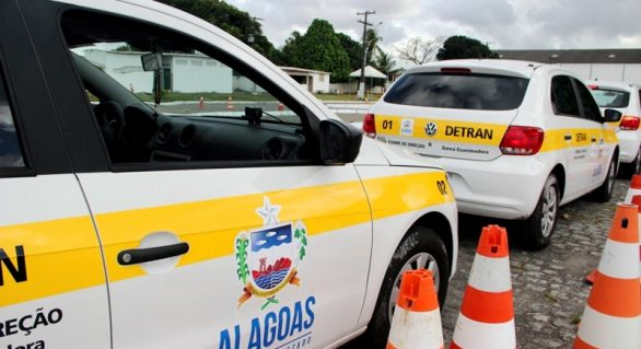 Detran/AL informa sobre suspensão de atividades nesta quarta-feira (12)