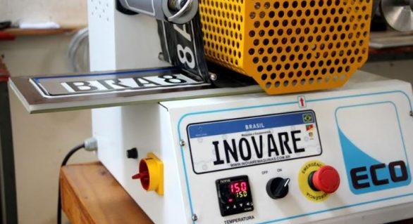Empresas estampadoras de nova placa veicular terão até dia 17 para se credenciar