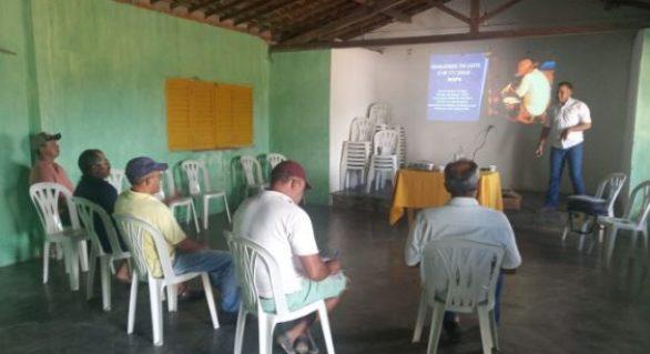CPLA promove formação sobre qualidade leiteira