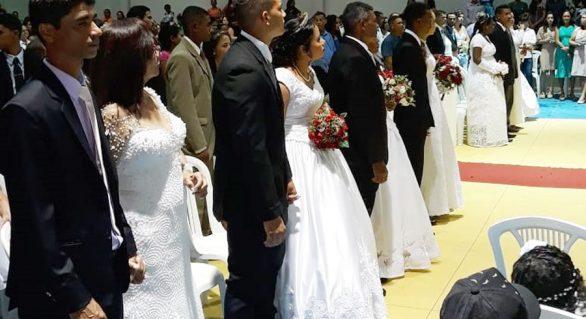 Justiça Itinerante realiza casamento coletivo em São Luís do Quitunde