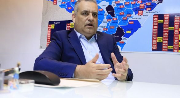 Renato Resende pode ser candidato a vice de Alfredo Gaspar