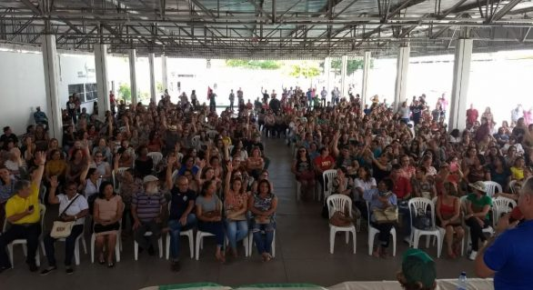 Servidores públicos de Maceió realizarão protesto nesta terça-feira (4)