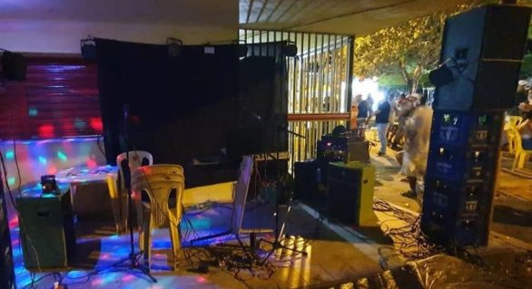 MP realiza ação para coibir poluição sonora em cidades do interior