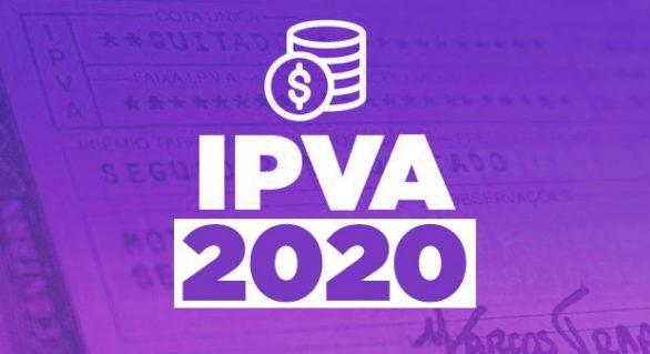 Prorrogação do prazo para quitar IPVA 2020 com desconto