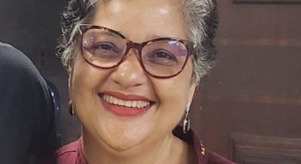 Unidade Popular aposta na jornalista Lenilda Luna para disputar a Prefeitura de Maceió
