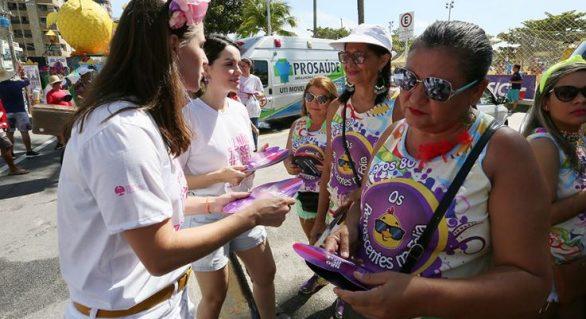 Coordenadoria da Mulher do TJAL realiza ação de combate à violência doméstica