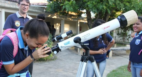 Observatório do Cepa abre inscrições para programa de iniciação científica e cursos em Astronomia