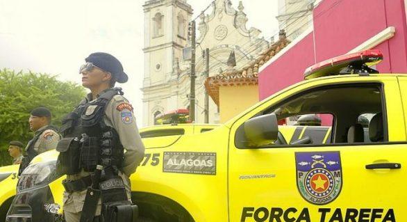 Homicídios em Maceió tiveram queda de quase 18% em janeiro