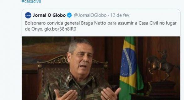 """Senador Renan Calheiros diz que """"o país aguarda a demissão de Onyx Lorenzoni"""""""