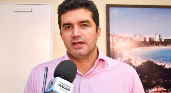 Rui Palmeira formaliza saída do PSDB nesta quarta-feira