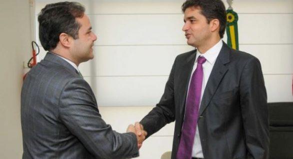 Rui Palmeira e Renan Filho devem se unir para eleição de Gaspar