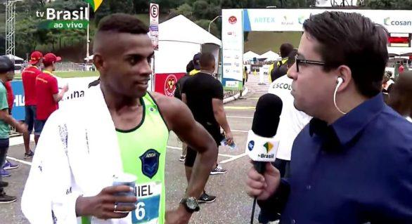 Brasileiro desbanca bicampeão da São Silvestre e vence meia maratona
