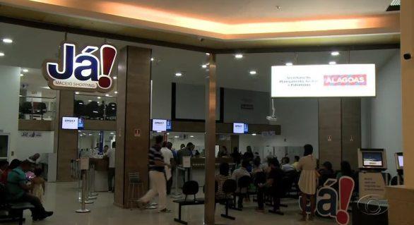 Centrais Já! de Maceió atenderão apenas com agendamento eletrônico