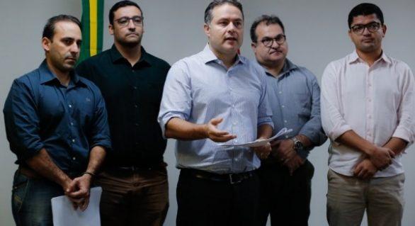 Academias e cinemas devem fechar por 15 dias, anuncia Renan Filho