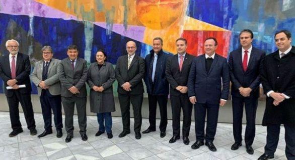 Comitê Científico é criado por governadores do Nordeste para combate ao Covid-19