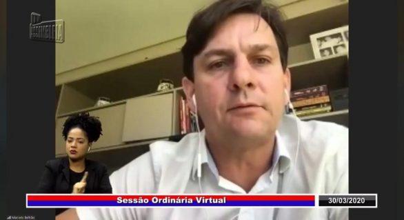 Deputado solicita planejamento logístico para abastecimento de feiras livres durante a pandemia