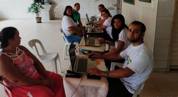 Semdesh Penedo convoca moradores do Bairro Santo Antônio para atualização do NIS