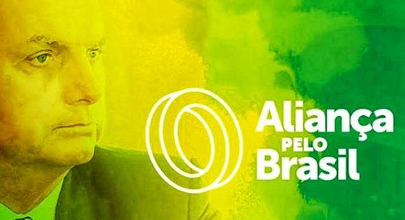 Aliança pelo Brasil pode estar fora das eleições municipais