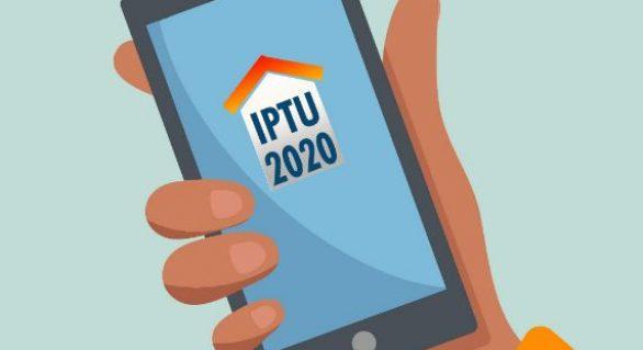 IPTU: Vencimento da cota única e 1ª parcela é prorrogado para 20 de abril