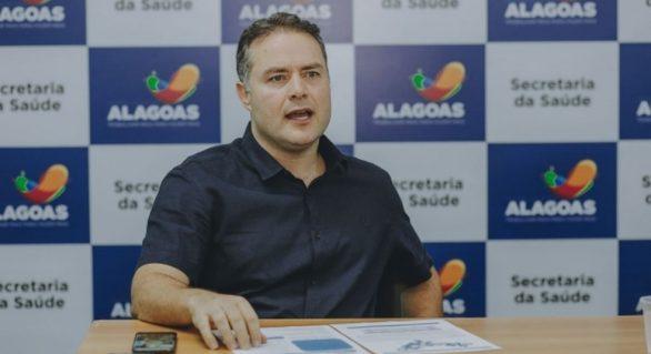 Renan Filho anuncia prorrogação de decreto emergencial por mais 15 dias