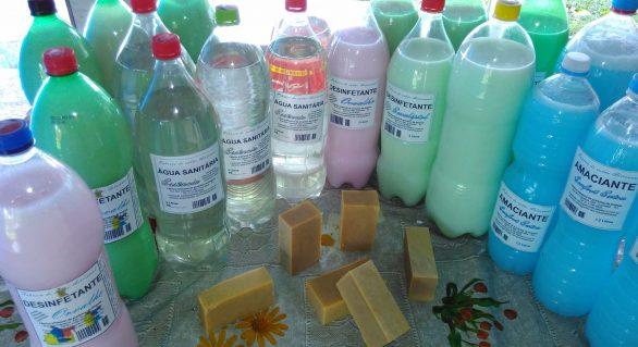 Ufal e Seris vão produzir aproximadamente 4 mil litros de produtos de limpeza