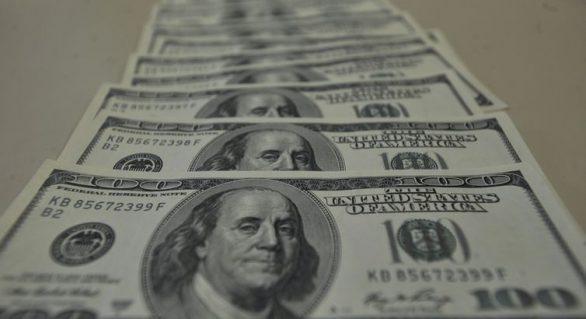 Dólar recua 0,11% e Bolsa brasileira cresce 2,03%