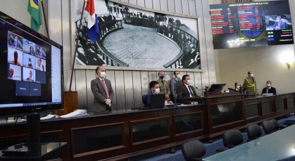 Denúncias contra o Lacen e atuação parlamentar são debatidas na ALE