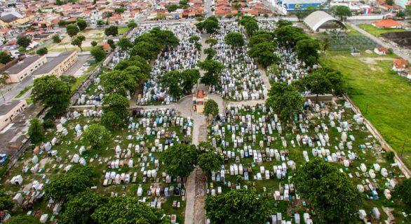 Com aumento de 250% nos enterros, prefeitura de Maceió procura nova área para cemitério