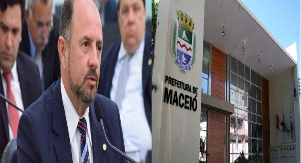 Prefeitura de Maceió vai pedir ao MPAL que apure postura de deputado