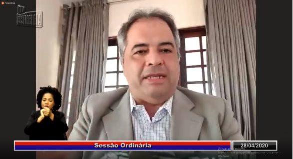 Silvio Camelo apresenta balanço das ações do governo no combate à pandemia