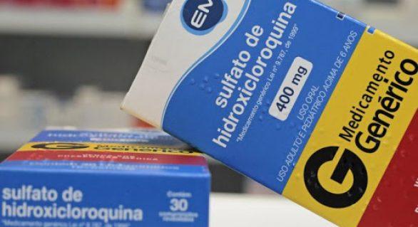 Governo de AL confirma uso de cloroquina, ivermectina e heparina para Covid-19