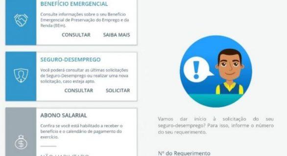 Seguro-desemprego para trabalhadores domésticos está disponível na CTPS digital
