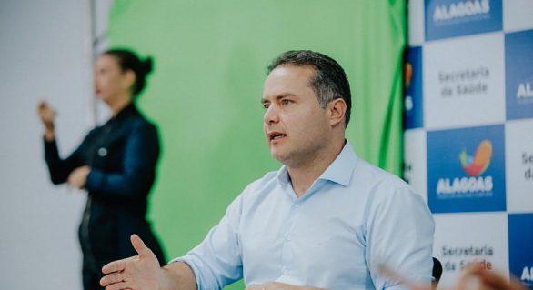 Renan Filho anuncia investimento de R$ 2 milhões em UPAs do interior