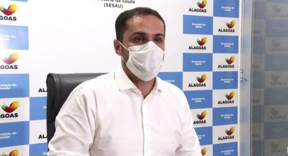Alagoas recebe reembolso de recursos investidos na compra de respiradores