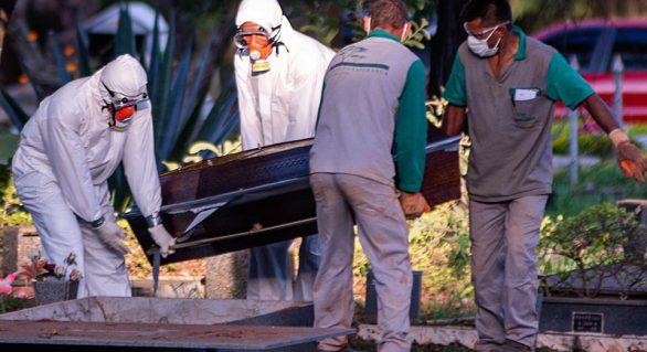 Covid é 13 vezes mais letal no Rio de Janeiro do que em Florianópolis