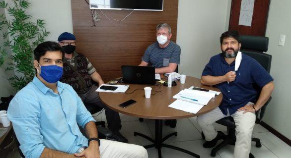 Diretoria da CPLA discute reabertura de UBL de Batalha