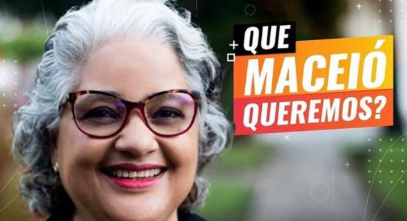 Lenilda Luna anuncia pré-campanha à Prefeitura de Maceió
