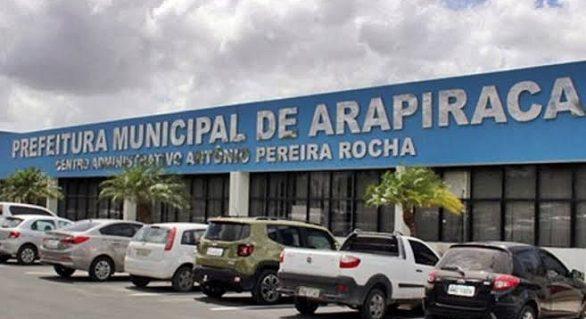 Prefeitura de Arapiraca vai apurar conduta de servidores que solicitaram auxílio emergencial indevidamente