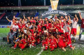 CRB vence Alagoano e conquista a sua 31ª taça