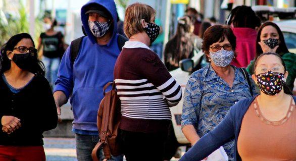 Brasil registra 119.571 óbitos causados pela covid-19