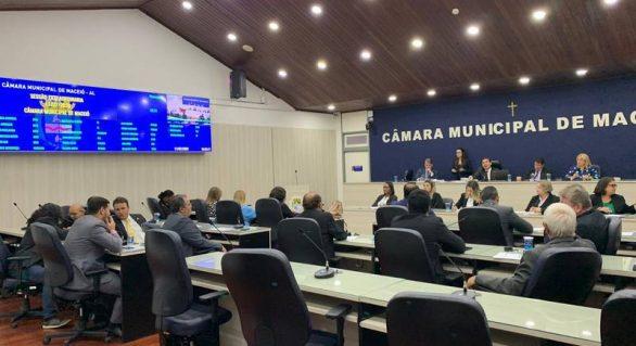 CMM aprova pedido para construção de Ginásio Poliesportivo em Jacarecica