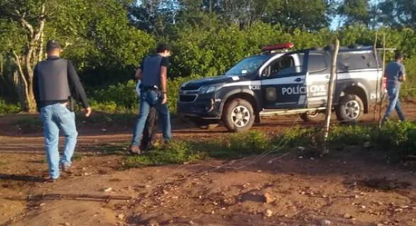 Acusado de estupro é preso no Sertão de Alagoas